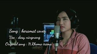 KERAMAT (H. Rhoma Irama) - Cover by Desy Ningnong