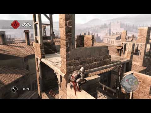 Assassin's Creed 2 - PC Gameplay Max Settings [HD Enabled]