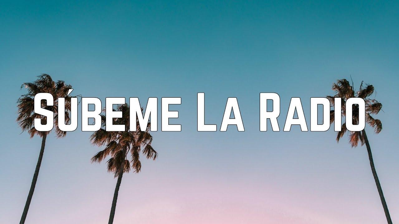 Download Enrique Iglesias - Súbeme La Radio ft. Descemer Bueno, Zion & Lennox (Lyrics)