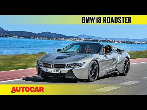 BMW i8 Roadster | First Drive Review | Autocar India