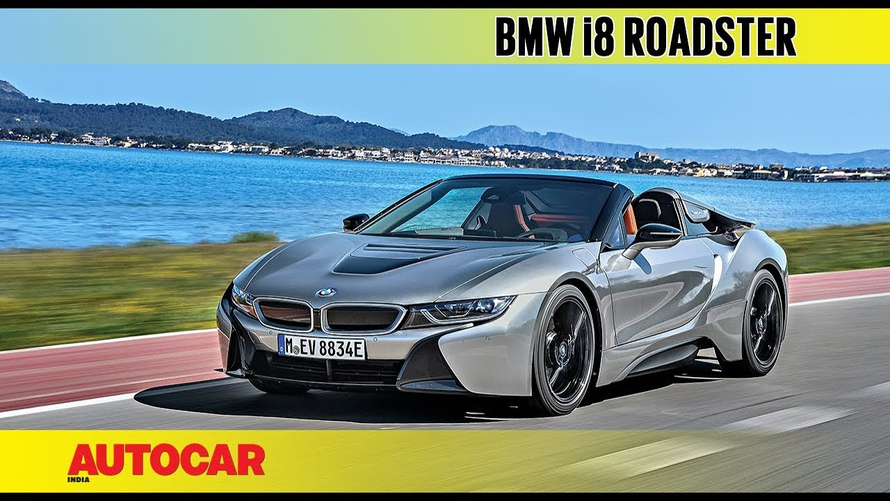 Bmw I8 Roadster First Drive Review Autocar India Youtube