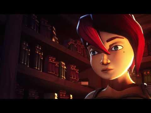 CG 3D SHORT FILM _ Pandore _ By Team PANDORE