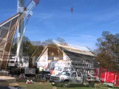 Modular Home from Start to Finish by Tri-County Homes, Inc.