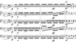 Serenata Indaiatubana 1. Allegro energico e accentuato von Hanspeter Reimann