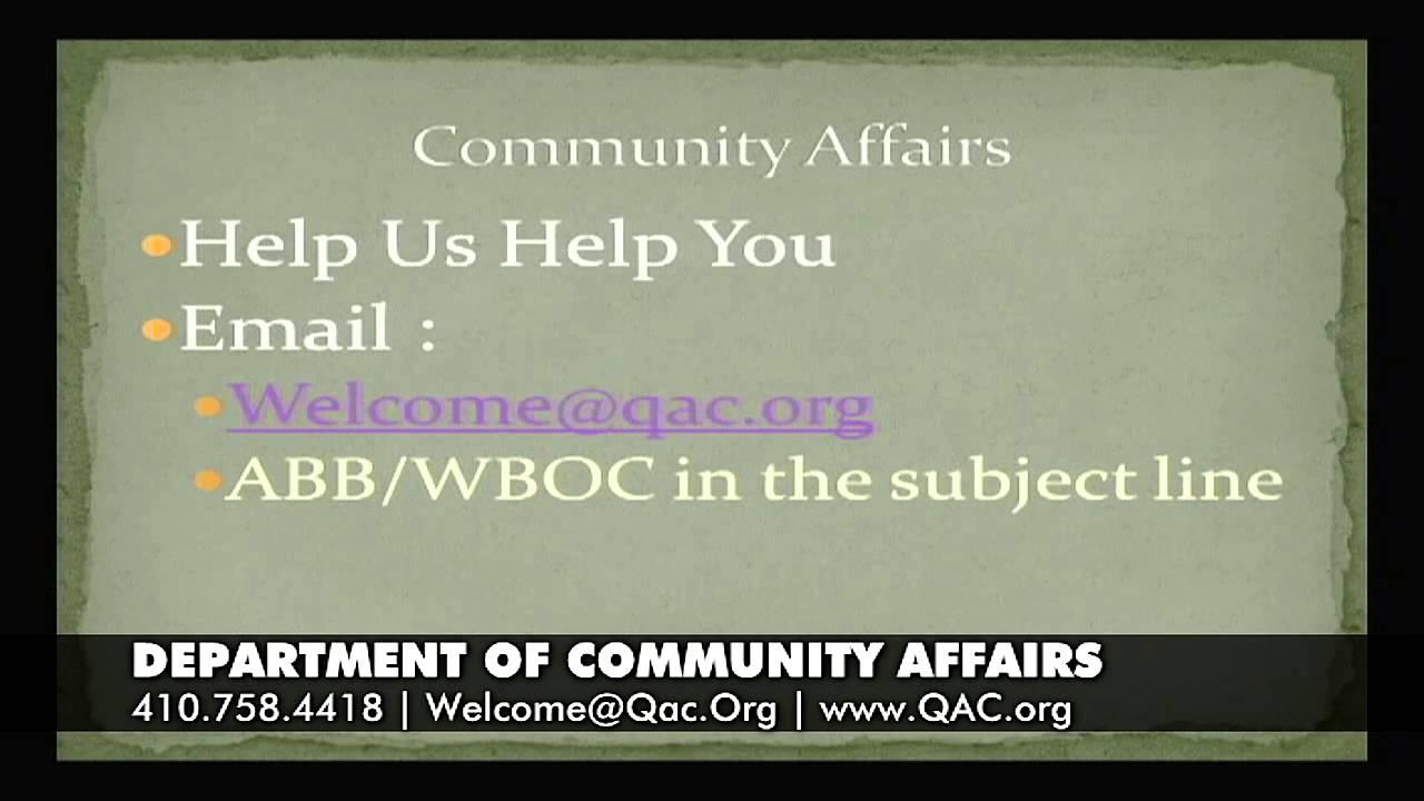 Help us keep Channel 16 WBOC News on Atlantic Broadband Cable in QAC  January 2015 1