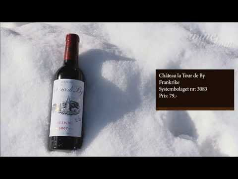 Staropramen, Jever, Chablis SM & Château TdB – Provning