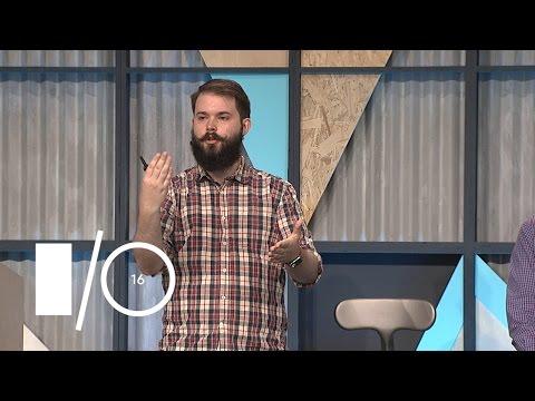 Designing for Daydream - Google I/O 2016