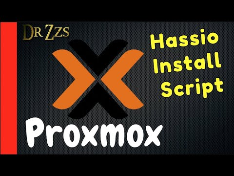 Install Hassio VM on Proxmox with one simple line