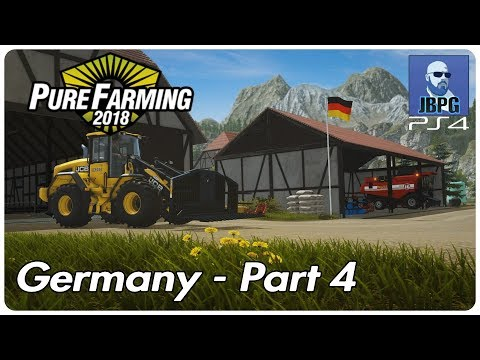 Pure Farming 2018 [PS4]: Germany - Part 4