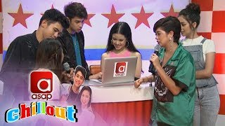 ASAP Chillout Donny hold hands with Kisses