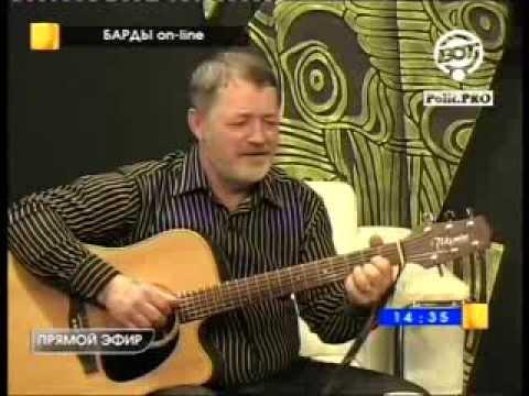 Алексей Кузин и Алла Радзивилова в гостях у Елены Гудковой
