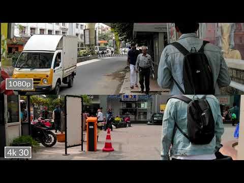 MI A3 Camera Test   4k vs 1080p