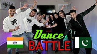 Pakistan VS India DANCE BATTLE