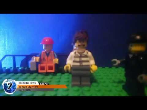 Lego secret identity