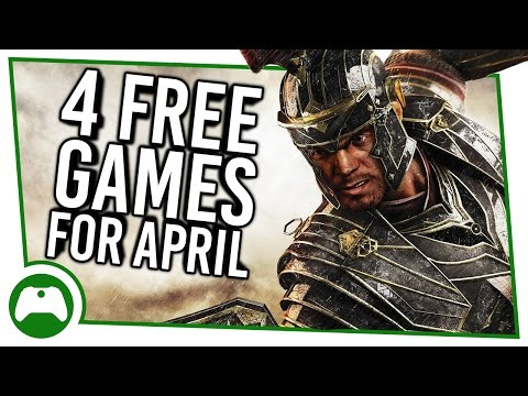 4 Free Games Every Gold Subscriber Must Play This April
