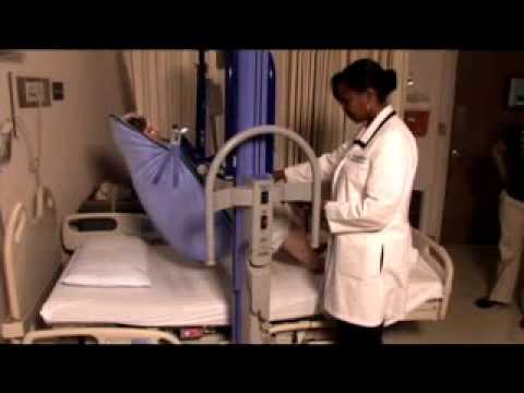 Vanderbilt Smooth Moves Safe Patient Handling Equipment Demo