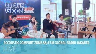 HIVI - PELANGI - ACCOUSTIC COMFORT ZONE GLOBAL RADIO JAKARTA