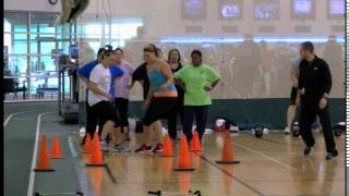 G60 Boot Camp at Genesis Health Clubs