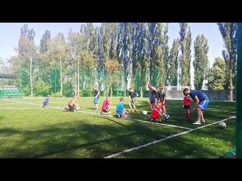 Новости Полтавы на 0532.ua: Тренування маленьких футболістів у Полтаві