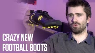 Unboxing the craziest new football boots // spfl extra