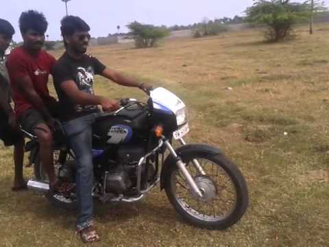 funny bike villing