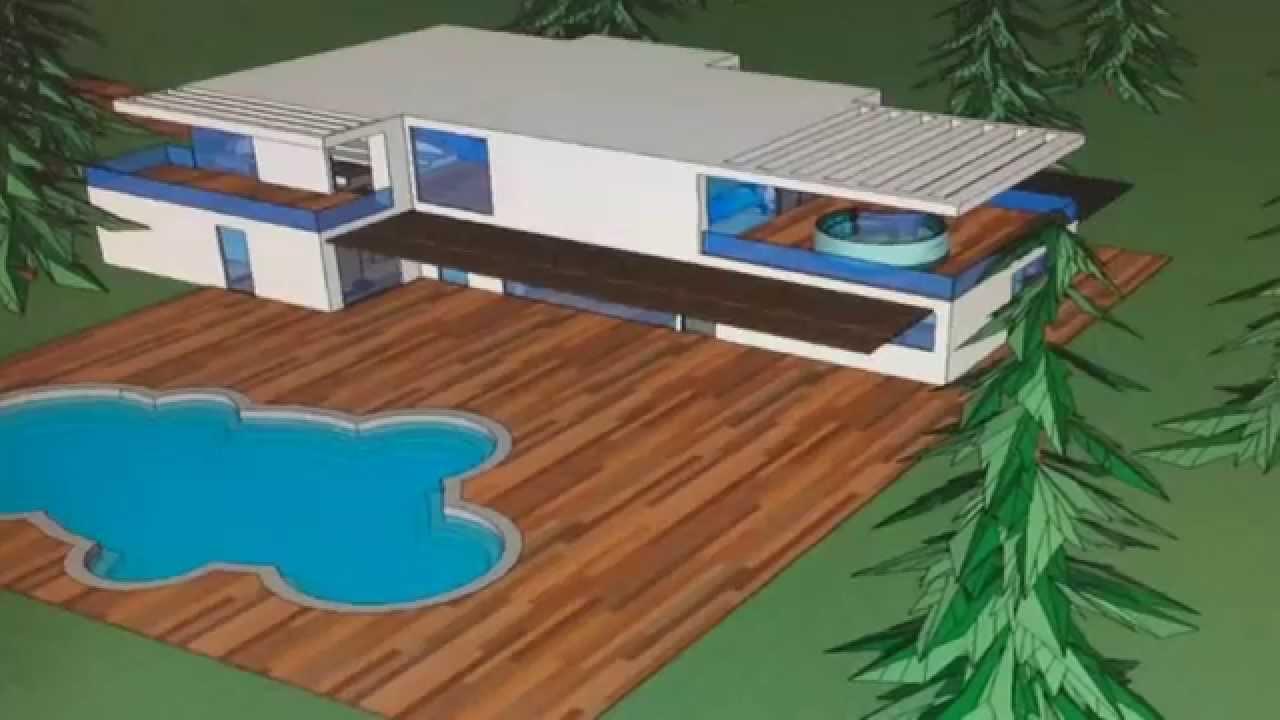 Proyecto la casa de mis sue os youtube - La casa de mi tresillo ...