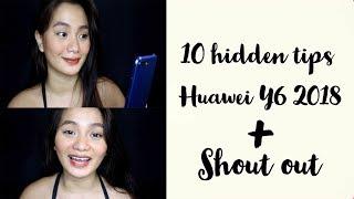 Huawei Y6 2018 HIDDEN TIPS