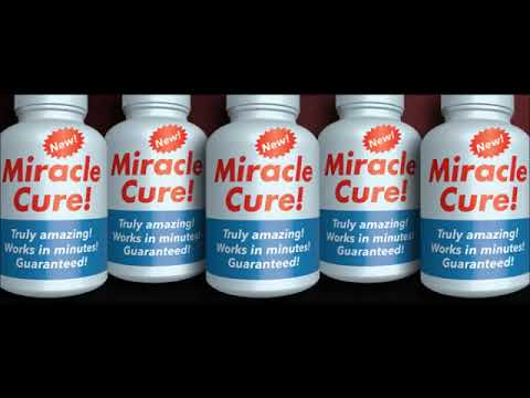 Disability - Miracle Cures