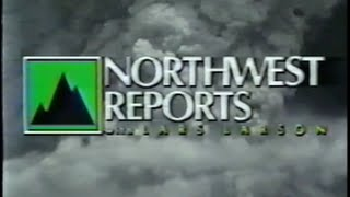 Mount St. Helens - Northwest Reports - KPTV - 1990