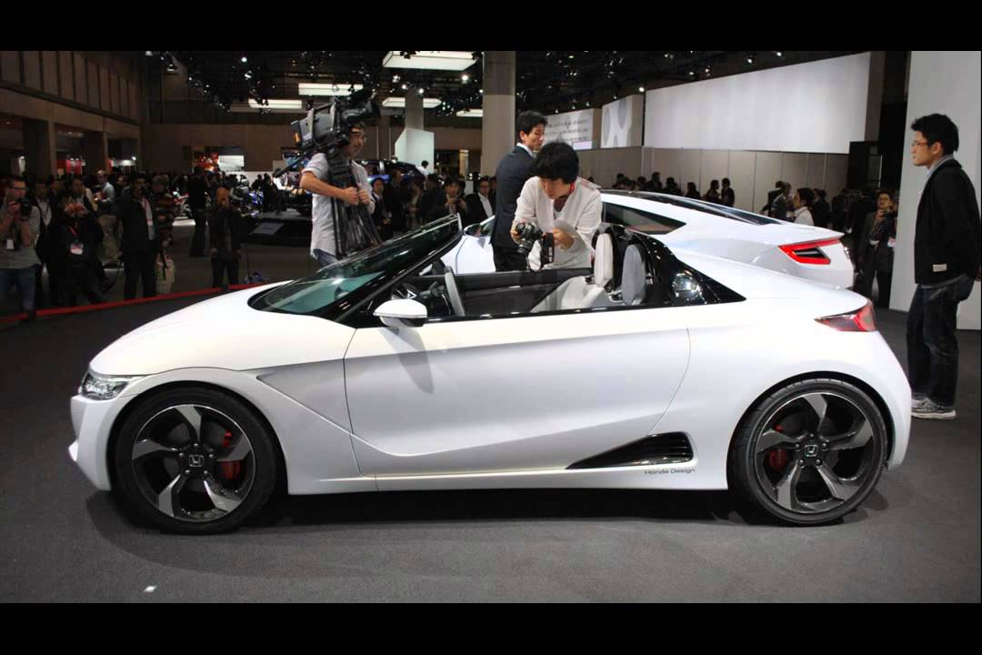 Honda S660 Roadster 2015 Model La Model Cars Youtube