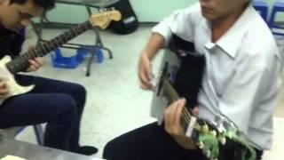 Careless Whisper hoà tấu guitar