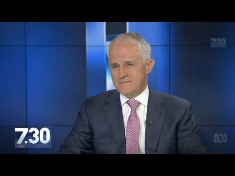 'I ask the questions on this program': Leigh Sales vs the PM