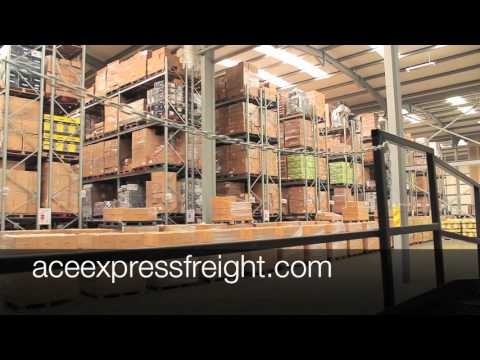 Ace Express Freight  Logistics Centre