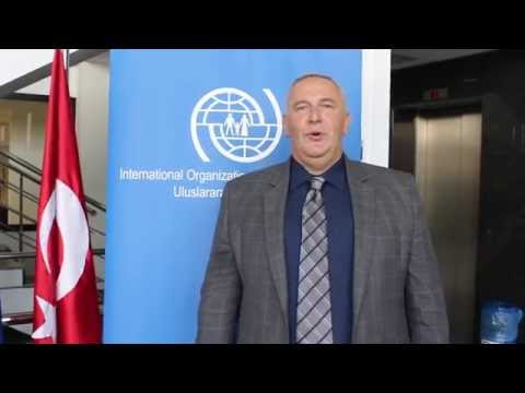 IOM Turkey on migration flows to Europe