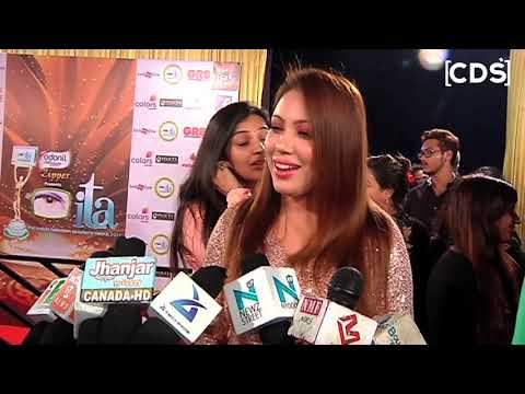 Munmun Dutta AKA Babita Ji HOT Interview At ITA Awards 2017