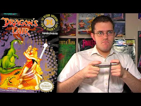Dragon's Lair - NES - Angry Video Game Nerd - Episode 37