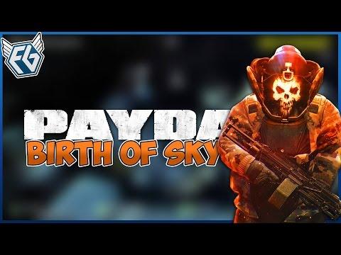 Český GamePlay   Payday 2 - Point Break DLC   Birth of Sky   1080p