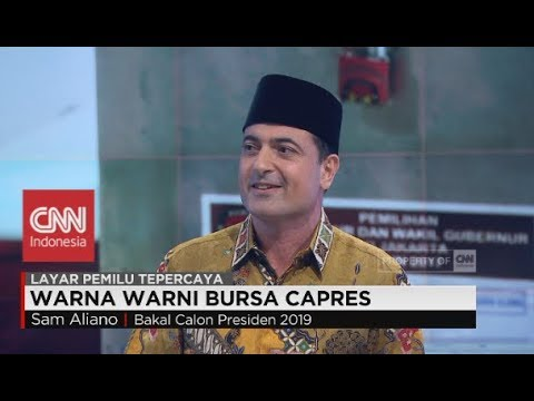 Siapkan Modal Triliyunan, Capres ini Mau Tantang Jokowi - CNN Layar Pemilu Tepercaya