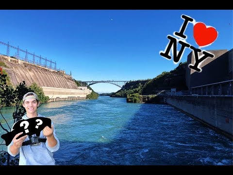 Fishing The Niagara River! (Hooked Into Something BIG)