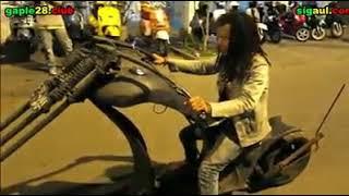 Download Video Keren motor rakitan dari sampah MP3 3GP MP4