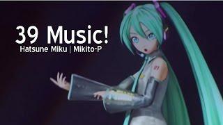 39みゅーじっく! (39 Music!) | Hatsune Miku Magical Mirai 2016 | Sub Esp/Rom
