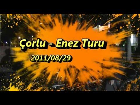 2011/08/29 Çorlu - Enez Bisiklet Turu (1.Bölüm)