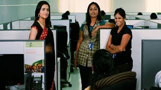 Devana Paani Conversation With Her Colleagues    Comedy Express