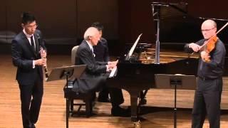 Mozart Clarinet trio - 3rd movement: rondos