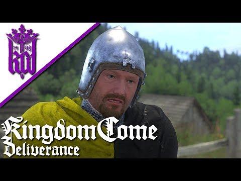 Kingdom Come: Deliverance #013 - Ausbildung zum Ritter - Let's Play Deutsch