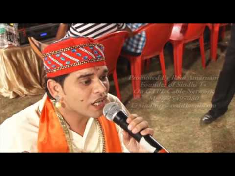 Sindhi Bhagat by Anil Bhagat @ Chetichand Chembur 2017 - Promoted by Ram Amarnani
