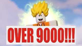 OVER 9000 SUBS!!! (Help Pick the Next Video!) (DBZ Stop-Motion Toy Parody) #RobloxToys