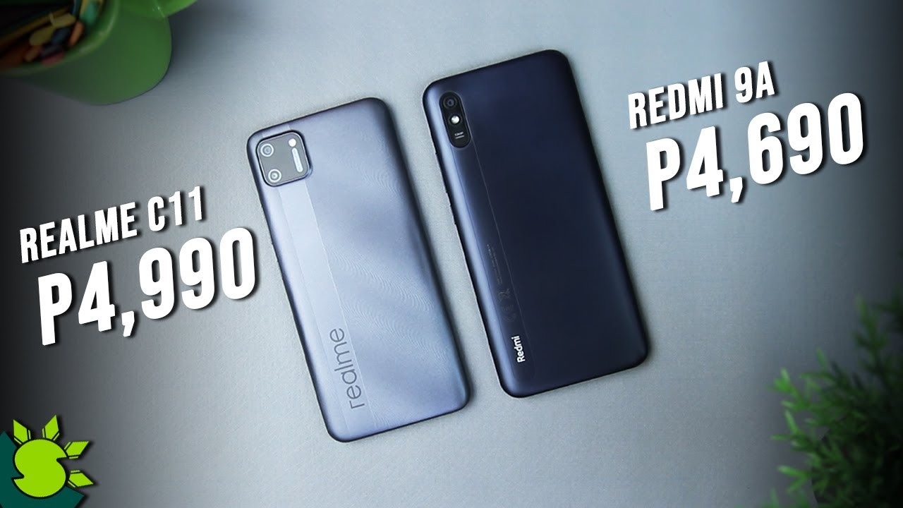 Realme C11 vs Redmi 9A - Which budget phone is for you?
