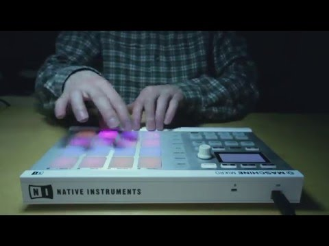 Back to Basics - Live Sampled Beats on the Mikro