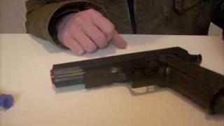 foam dart gun review 1911